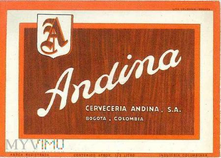 Kolumbia, Andina