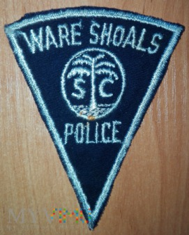 Ware Shoals policja