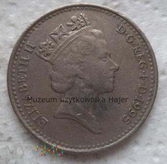 Ten Pence - 1995 rok - Wielka Brytania