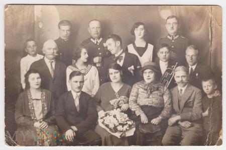 Sztuka pod tytułem Małżeństwo Loli 1929/30