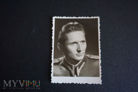 Na pamiątkę z wojska lata 50-te XX w.