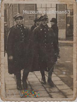 Żołnierz z 22 PAL lub 5 PSP i 38 PPSL z Przemyśla