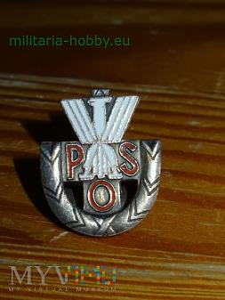 Srebrna odznaka POS mała