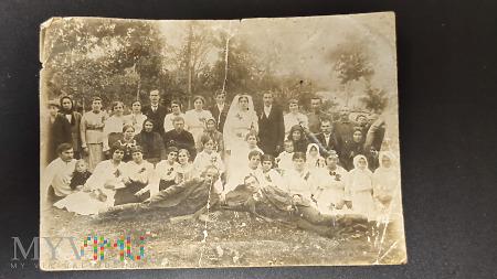 Duże zdjęcie Ach co to był za ślub - 1917 rok