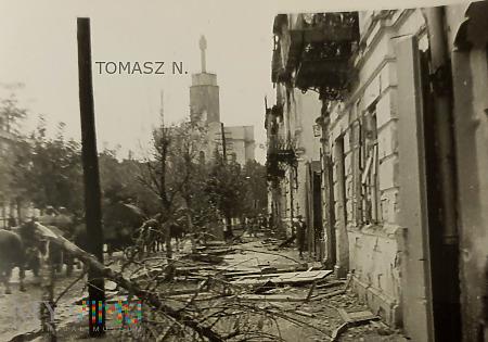 Duże zdjęcie Siedlce - wrzesień 1939 roku.