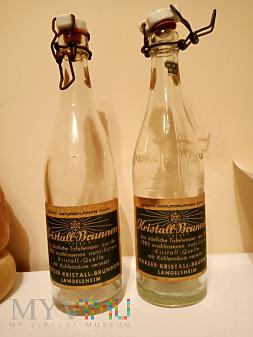 Butelki po wodzie mineralnej