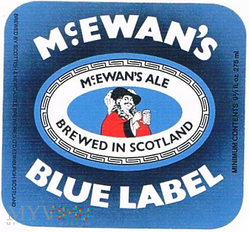 mcewan's blue label