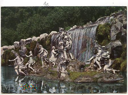 Caserta - Fontanna Diany - 1971