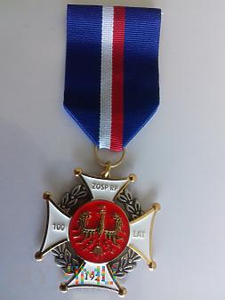 Krzyż Pamiątkowy 100 rocznicy powołania ZG ZOSP RP