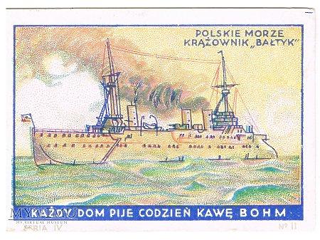 Bohm - 4x11 - Krążownik Bałtyk