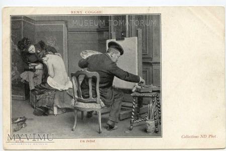 Cogghe - Debiut - Atelier