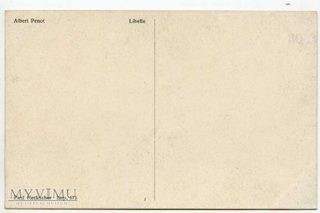 Penot - Ważka - Libelle