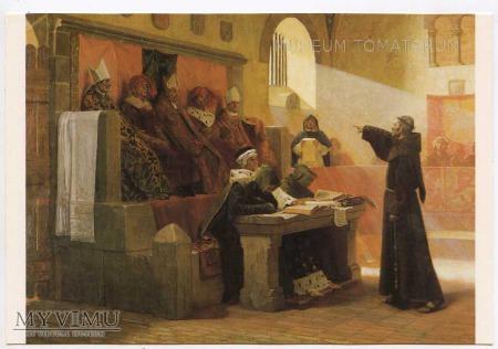 Laurens - Monk zakonnik - Agitator z Langwedocji
