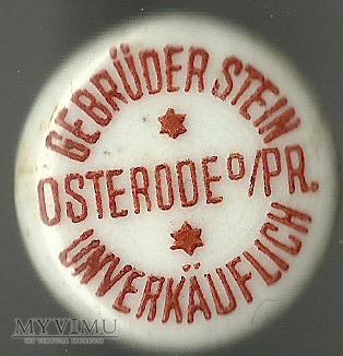 Osterode (Ostróda) - Gebr. Stein