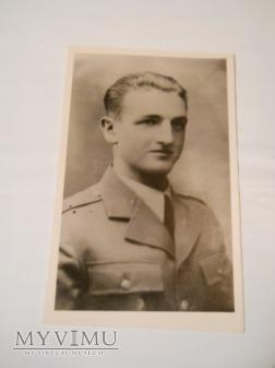pod.por.Pilot Stefan Paderewski RAF