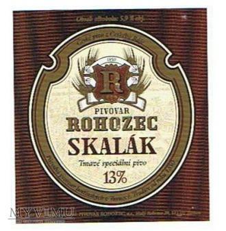 skalák tmavé speciální pivo