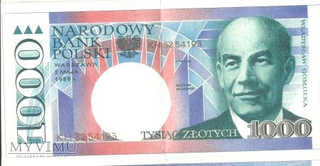 1000 zł.