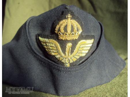Furażerka lotnicza Flygmössa m/30