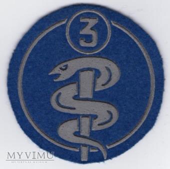 Oznaka specjalisty - służba zdrowia 3kl