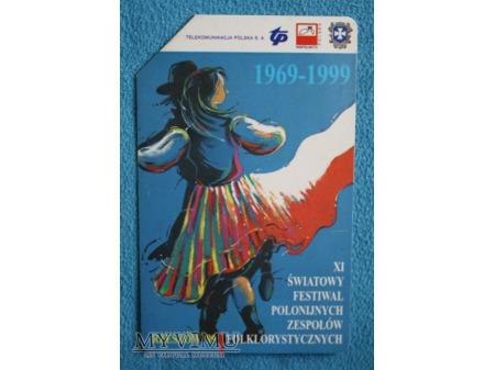 XI Światowy Festiwal Polonijnych Zespołów...