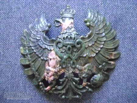orzeł pruskiego oficera policji model 1896.