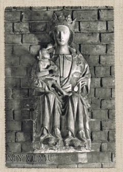 Statue of our Lady of Westminster