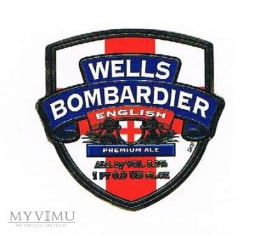 wells bombardier english