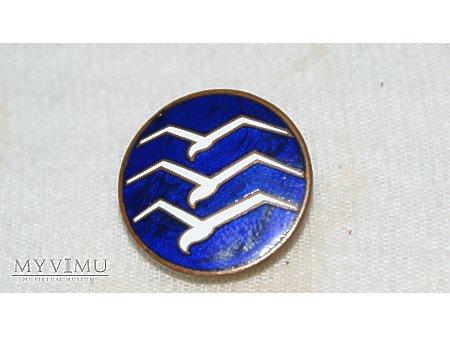 Odznak pilota szbowcowego Typ C