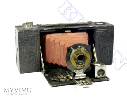 Kodak No 2 A Folding Pocket Brownie