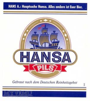 Niemcy, HANSA