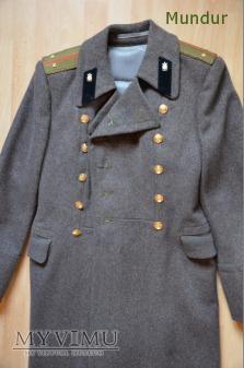 Советская Армия - Płaszcz zimowy oficerski