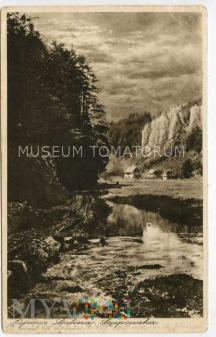 Ojców - Dolina Sąspowska - 1931