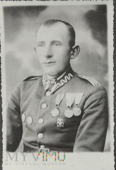 Starszy wachmistrz Michał Olejniczak 25 P. Ułanów