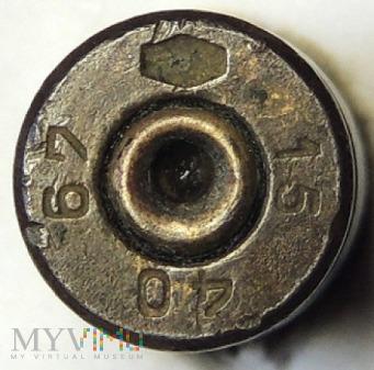 9 mm Luger Hasag 15 40 67
