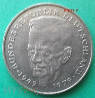 2 marki Niemieckie 1989