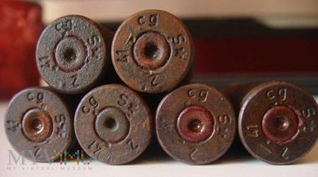 Łuska 7,92x57 Mauser 1941r. cg