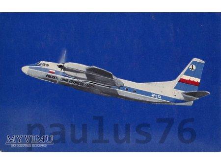 An-24, SP-LTA
