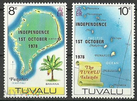 Duże zdjęcie Tuvalu mo te Atua