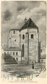 Duże zdjęcie Kalisz - klasztor Jezuitów