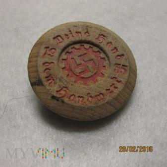 III Rzesza rękodzieło-odznaka