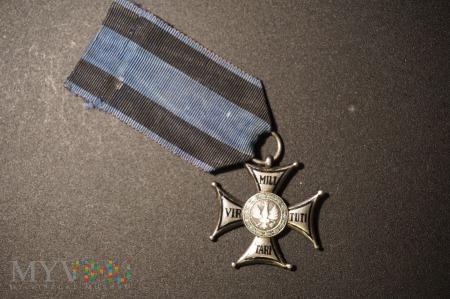 Krzyż Virtuti Militari V klasy - srebrny