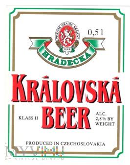 KRÁLOVSKÁ BEER