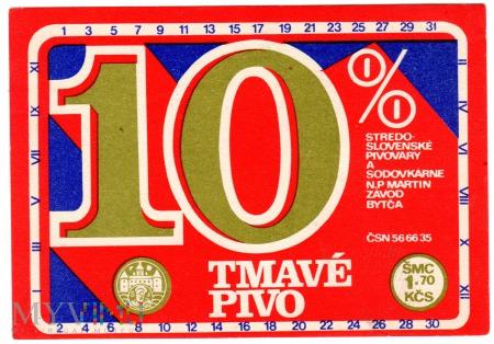 10% Tmavé Pivo