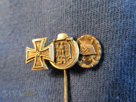Tagungsabzeichen-miniaturka