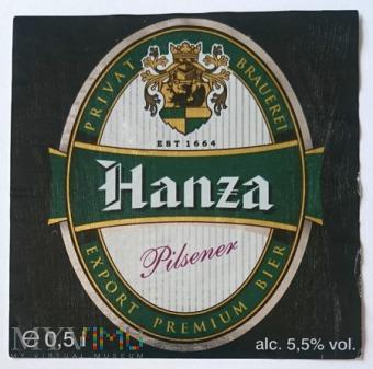 Hanza Pilsener