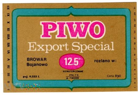 PIWO EXPORT SPECIAL