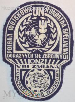 Polska Wojskowa Jednostka Specjalna VIII zm.