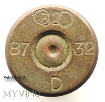 Łuska 6,5x54R Mannlicher 32 32 D 87