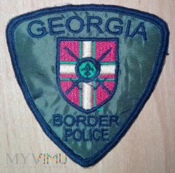 Georgia policja graniczna