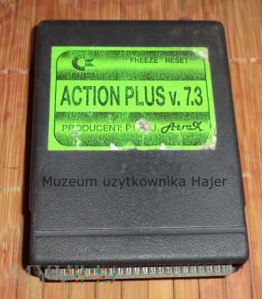 Action Plus v.7,3 firmy Atrax - kartridż